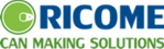 RICOME Can Making Solutions Logo